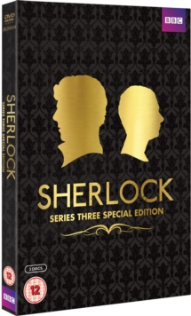 Sherlock: Complete Series Three, DVD
