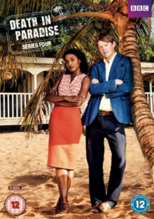 Death in Paradise: Series 4, DVD  DVD