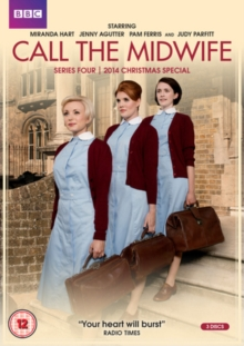 Call the Midwife: Series 4, DVD