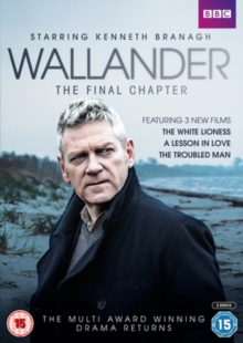 Wallander: Series 4 - The Final Chapter, DVD