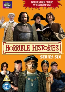 Horrible Histories: Series 6, DVD