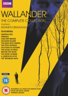 Wallander: The Complete Collection, DVD