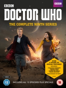 Doctor Who: The Complete Ninth Series, DVD
