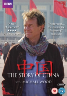 Story of China With Michael Wood, DVD DVD