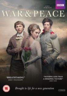 War and Peace, DVD