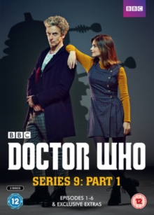 Doctor Who: Series 9 - Part 1, DVD