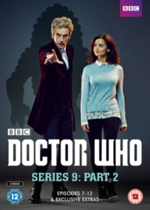 Doctor Who: Series 9 - Part 2, DVD