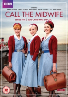 Call the Midwife: Series 5, DVD