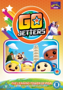 Go Jetters: The Leaning Tower of Pisa and Other Adventures, DVD