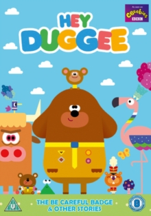 Hey Duggee: The Be Careful Badge and Other Stories, DVD