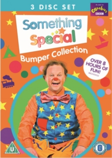 Something Special: Mr Tumble Bumper Collection, DVD