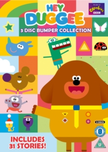 Hey Duggee: Bumper Collection, DVD