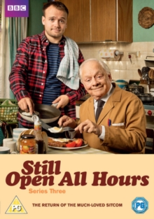 Still Open All Hours: Series 3, DVD DVD