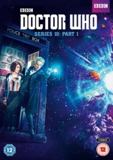 Doctor Who: Series 10 - Part 1, DVD DVD