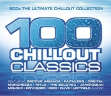 100 Chillout Anthems, CD / Album Cd