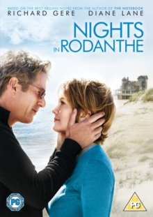 Nights in Rodanthe, DVD  DVD
