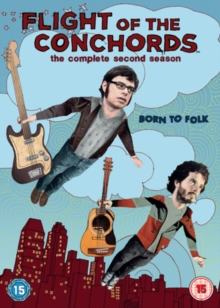 Flight of the Conchords: The Complete Second Season, DVD  DVD