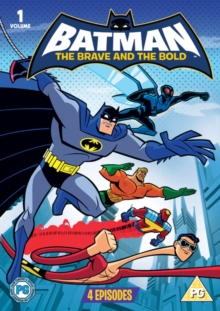 Batman - The Brave and the Bold: Volume 1, DVD