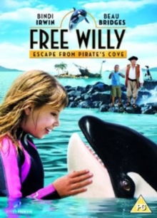 Free Willy: Escape from Pirate's Cove, DVD