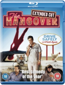 The Hangover: Extended Cut, Blu-ray