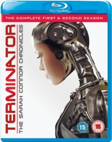 Terminator - The Sarah Connor Chronicles: Seasons 1 and 2, Blu-ray