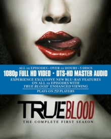 True Blood: The Complete First Season, Blu-ray