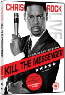 Chris Rock: Kill the Messenger, DVD