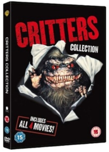 Critters 1-4, DVD