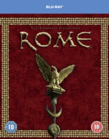 Rome: The Complete Seasons 1 and 2, Blu-ray