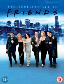 Friends: Series 1-10, DVD