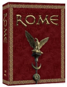 Rome: The Complete Seasons 1 and 2, DVD