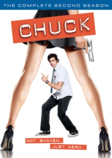 Chuck: The Complete Second Season, DVD