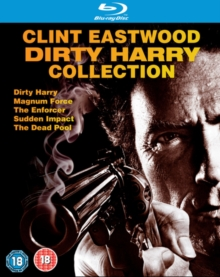 Dirty Harry Collection, Blu-ray