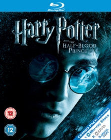 Harry Potter and the Half-blood Prince, Blu-ray