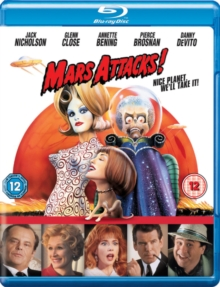 Mars Attacks!, Blu-ray