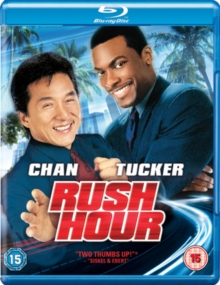 Rush Hour, Blu-ray  BluRay