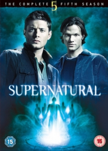 Supernatural: The Complete Fifth Season, DVD