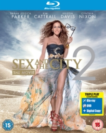 Sex and the City 2, Blu-ray  BluRay