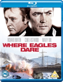 Where Eagles Dare, Blu-ray
