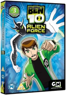 Ben 10 - Alien Force: Volume 3 - Paradox, DVD