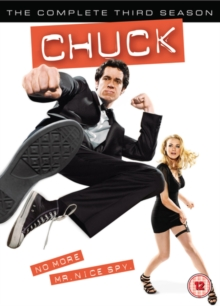 Chuck: The Complete Third Season, DVD