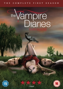 The Vampire Diaries: The Complete First Season, DVD DVD