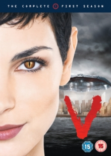 V: The Complete First Season, DVD