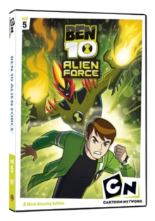 Ben 10 - Alien Force: Volume 5, DVD