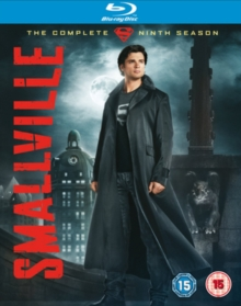 Smallville: Season 9, Blu-ray