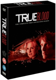 True Blood: Seasons 1 and 2, DVD