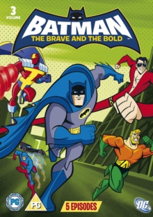 Batman - The Brave and the Bold: Volume 3, DVD  DVD