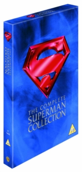 Superman Collection, DVD