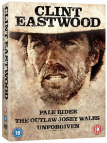 Pale Rider/The Outlaw Josey Wales/Unforgiven, DVD  DVD