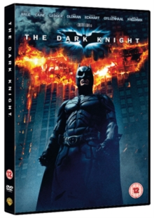 The Dark Knight, DVD DVD